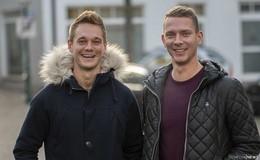 Niklas Breunung und Marek Weber: spannende Zeiten nach Studium in den USA