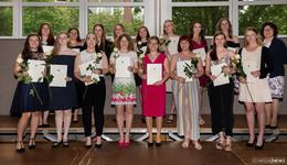 78 Marienschülerinnen erhielten Allgemeine Hochschulreife