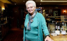 Die gute Seele vom Deutschen Haus: Die Eberts Maria wird heute 80
