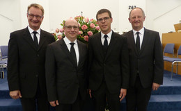 Ehrenamtlicher Seelsorger: Marc-Daniel Möller ist neuer Priester