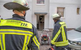 Feuerwehreinsatz am Gallasiniring: Essen auf Herd