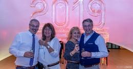 Ins neue Jahr reinfeiern: Silvestergala im Hotel Esperanto mit großem Programm
