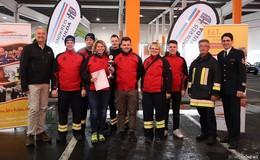 58 Teams treten bei Feuerwehrleistungsübung auf Kreisebene an
