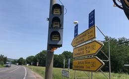 Ampel an der A7-Abfahrt Niederaula soll Verkehr regeln - Nadelöhr Eckstock