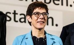CDU-Parteichefin Annegret Kramp-Karrenbauer besucht erneut Fulda
