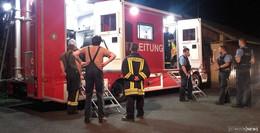 Feuerwehr findet vermissten Radfahrer im Wald von Obergude