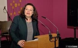 Reaktionen zu SPD-Beben! Andrea Nahles gibt Vorsitz ab