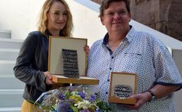 Katharine Mehrling und Günter Alt mit den Hersfeldpreisen 2019 ausgezeichnet