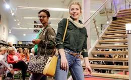 Modenschau im Schuhhaus Zentgraf: Bunt und luftig-sportlich - Bilder