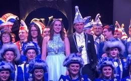 Prinz Andreas und Prinzessin Kathrin die I. führen den CVH an