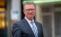 Neue Spitze: Dr. Christian Gebhardt (59) ist neuer Präsident der IHK Fulda