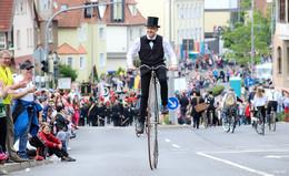 Hessentags-Festumzug: 57 Motivwagen und 79 Fußgruppen – Bilderserie (3)