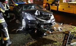 Fußgängerampel überfahren - 35-Jähriger alkoholisiert? Führerschein weg