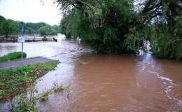 Überflutungen und Straßensperren: Unwetter in Osthessen - 101 Leserbilder