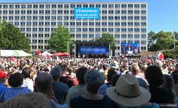 Über 10.000 Menschen setzen starkes Zeichen für Toleranz