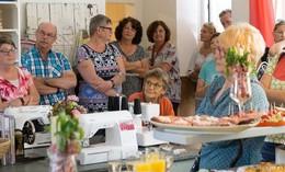 Ein toller Tag mit vielen Gästen - Tag der offenen Tür bei Federstern