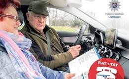 Präventionskampagne Senioren sind auf Zack zu Gast in der Stadthalle