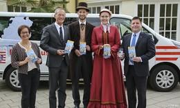 Im Herzen der Stadt: Zum Hessentag locken rund 1.000 Veranstaltungen