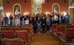 Über 50 Studenten aus 14 Nationen zu Gast der 15. Sommeruniversität