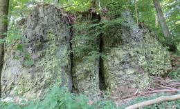 Ob der Name dieser Felsformation auf einen Schatz hinweist?