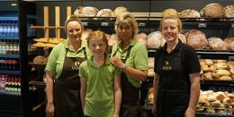 Bäckerei Storch eröffnet gegenüber von Hotel Esperanto