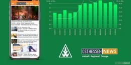 Die Region in der Hosentasche - mit der App von OSTHESSEN NEWS