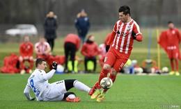 SG Barockstadt testet gegen den SV Steinbach