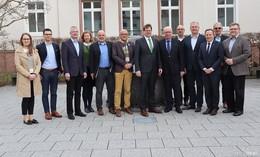 Beirat gegründet: Regionales Standortmarketing breiter aufgestellt