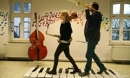 Musikschule und die Sparkassenstiftung richten Instrumentalwettbewerb aus