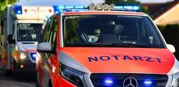 16-jähriges Mädchen stürzt aus sieben Meter Höhe vom Dach