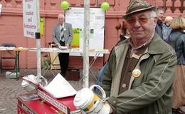 Adieu, Carlo Schreiner! Der Drehorgelmann stirbt im Alter von 88 Jahren