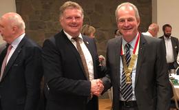 Michael Roth wird neuer Präsident der Alsfelder Rotarier