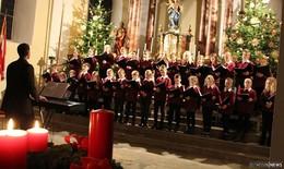 Kantorei-Chöre stimmten auf Weihnachten ein - Konzert in St. Michael