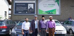 Ahmadiyya-Gemeinde will die Angst vor dem Islam nehmen