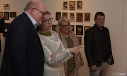 Ausstellung Casanovas Traum eröffnet - Bilderserie von Erich Gutberlet