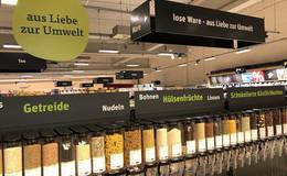Aus Liebe zur Umwelt - Verpackungsfrei einkaufen bei tegut