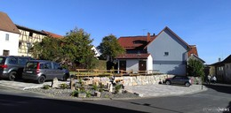 Einweihung neuer Parkplatz beim Herbstfest - Kosten: rund 50.000 Euro