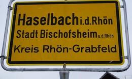 Namensänderung: Aus Bischofsheim a. d. Rhön wird Bischofsheim i. d. Rhön