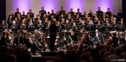 Im Rahmen des Stadtjubiläums: Konzertchor Winfridia begeistert in Orangerie