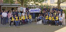 Start ins Berufsleben und in die Ausbildung bei Jumo