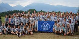 77 Teilnehmer unterwegs im kleinsten Hochgebirge der Welt