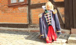 Heimat- und Trachtenfest: Blick in den Kostümfundus des großen Festumzugs