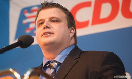 CDU-Vorstand schlägt Tschesnok (35) als Bürgermeisterkandidat vor