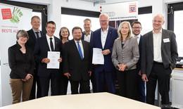 Finanzverwaltung und Hochschule Fulda bieten duales Studium an