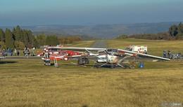 Nach tödlichem Unfall: Flugbetrieb auf der Wasserkuppe wieder möglich