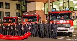 Landrat Stolz übergibt Zuschüsse an Feuerwehren