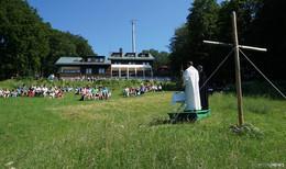 2. Ökumenischer Berggottesdienst am Neustädter Haus