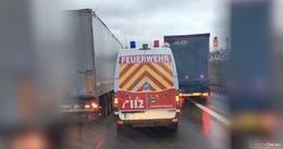 Unfassbare Ignoranz: Rettungsdienst im Stau - Krieg auf Autobahnen