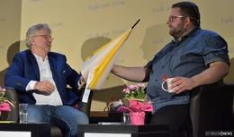 Plauderstunde über Professor Börne (Tatort) und andere heikle Themen