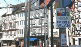Bad Hersfeld wird nicht als Smart City vom Bund gefördert